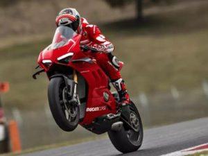 Siêu môtô Ducati Panigale V4 Superleggera 2020 chuẩn bị ra mắt