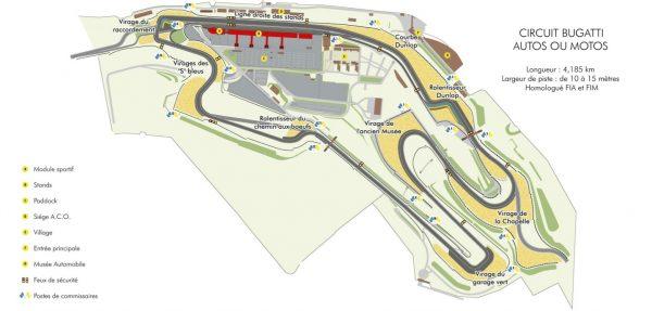 Bugatti Circuit - Le Mans