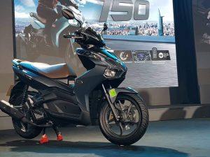 Giá xe Honda Air Blade mới nhất tháng 1/2020 tại đại lý