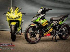 """Yamaha Exciter 150 Custom phù hợp với """"túi tiền"""" của bạn – P1"""