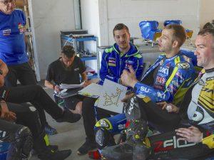 Bộ ba tay đua mới của đội đua Suzuki Endurance Racing
