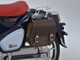 Gcraft và DEGNER hợp tác sản xuất túi treo hông xe đặc biệt cho C125