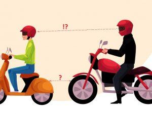 Bạn chưa thể làm chủ xe máy khi bỏ qua 8 kỹ năng cơ bản này (Phần 2)