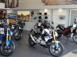 Bảng giá xe môtô BMW tháng 05/2020