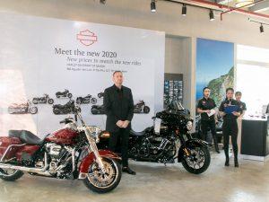 Bảng giá xe môtô Harley-Davidson tháng 05/2020