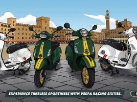 Vespa Racing Sixties