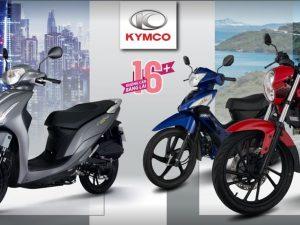 Bảng giá xe máy KYMCO tháng 05/2020