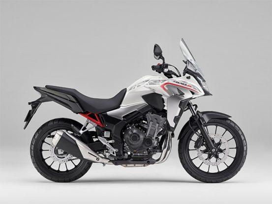 CB400X 2020 trắng ngọc