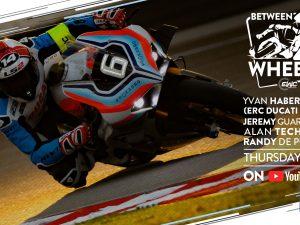 Chương trình Between 2 Wheels – Tập 3 trực tiếp trên Facebook và YouTube