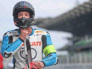 Randy de Puniet trở lại với đội ERC Endurance Ducati tại Le Mans