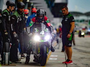 Mỗi con số, một câu chuyện – Những bí mật của Tati Team Beaujolais Racing