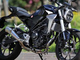 Các hệ thống ống xả TADAO dành cho các dòng xe Honda 250cc