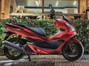 Xe Honda PCX 2017 có gì khác so với phiên bản cũ ?