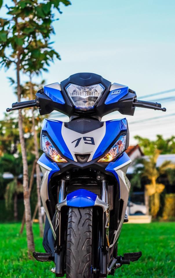 Bản độ Kawasaki W800 độc đáo từ biker Hàn Quốc - Xe máy