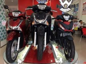 Đồng loạt các HEAD Honda giảm giá xe máy sau Tết Đinh Dậu