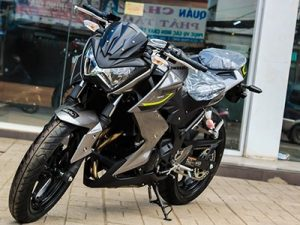 Giá bán xe Kawasaki Z300 ABS 2017 mới nhất tại Việt Nam