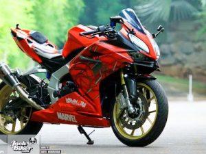 """Honda CBR250RR độ ấn tượng theo phong cách siêu môtô """"nhện"""" tại Indonesia"""