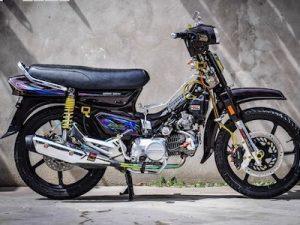 Honda Dream Thái độ kiểng đậm chất chơi của biker Việt