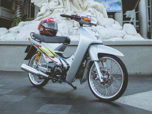 Honda Wave 110 độ lên đời với hơn trăm triệu của biker Việt