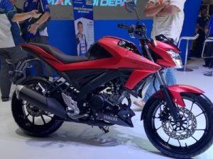Chi tiết chiếc môtô Yamaha V-ixion R 150 mới giá 49 triệu đồng