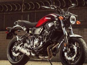 Môtô Yamaha XSR700 ABS 2018 giá chỉ 193 triệu được ra mắt